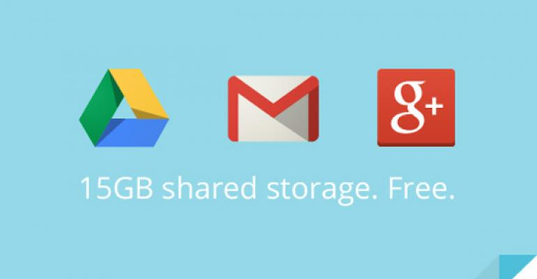 Did Google Just One-Up SkyDrive for Free Storage?