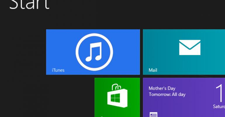 No iTunes Mobile App for Windows 8/RT? Good!