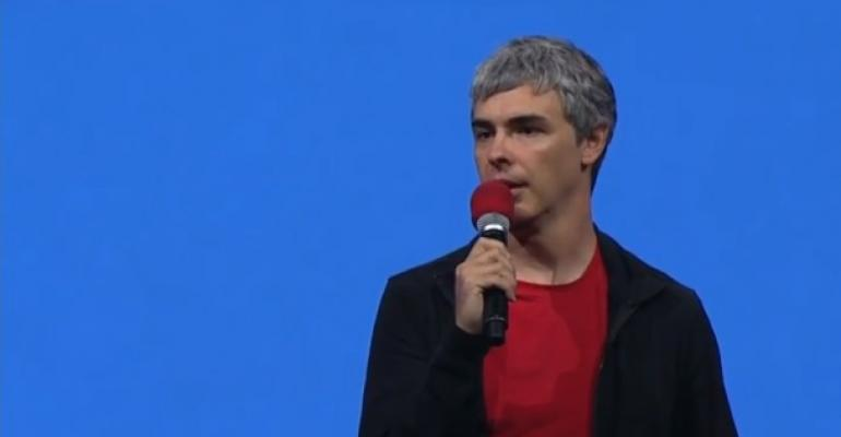 Larry Page Blames Microsoft for Rift with Google