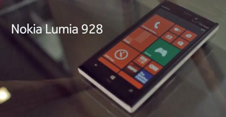 Nokia Lumia 928 Review
