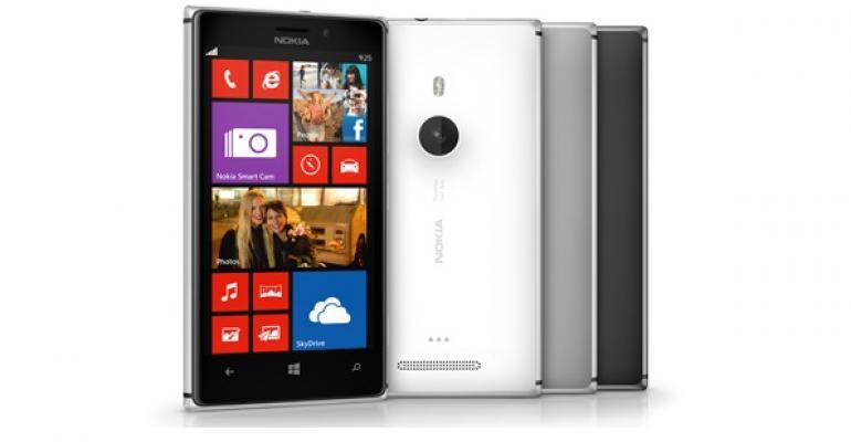 Nokia Lumia 925 Preview