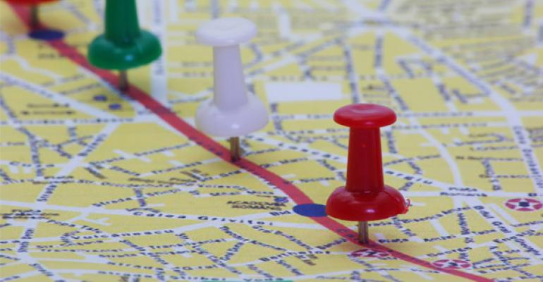 Using SQL Server Spatial Data with .NET Applications
