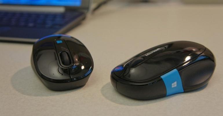 Microsoft Announces New Mice with Dedicated Start Buttons