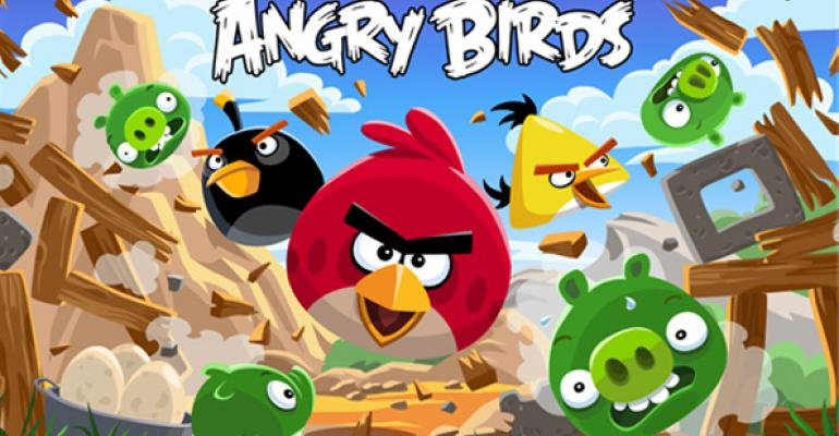New Angry Birds for Windows Phone Free Until May 15