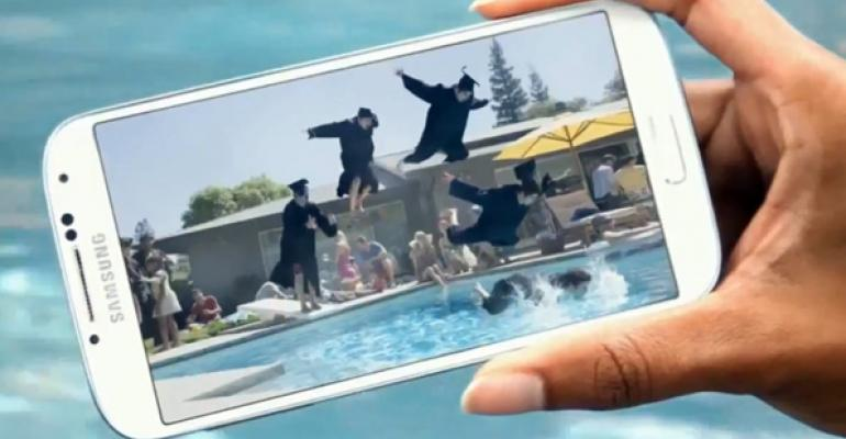 Effective New Samsung Ad Pushes Features that iPhone Lacks