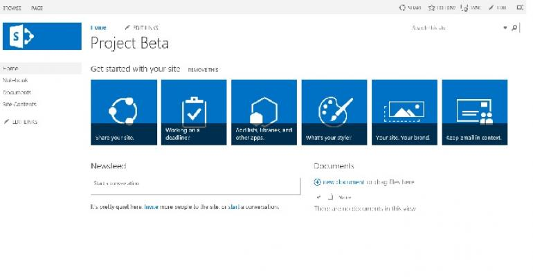 Full of the collaboration joys I leapt into action to configure a new SharePoint 2013 server and connect it to Exchange 2013 so that I could experience the delights of site mailboxes the new method of collaboration for teams who slave over hot documents Many hours later I concluded that this activity is a prime candidate for automation SharePoint and Exchange might agree to communicate now but it39s just too hard to make everything work together as smoothly as you39d imagine they should Perhaps it39s just