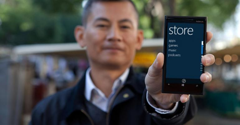 Windows Phone Book: First Draft of Store Chapter is Complete