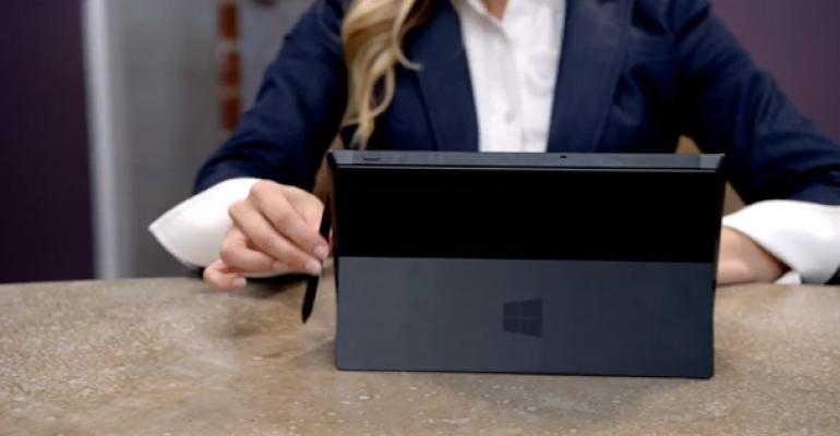 Report: Microsoft Surface Already Impacting Tablet Market