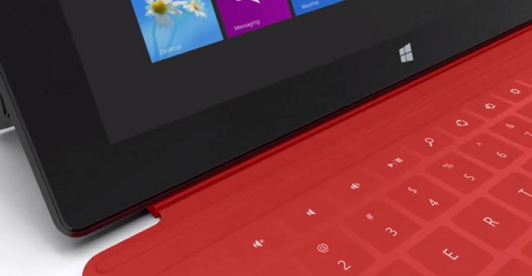Surface RT PR, Round Two: The Tablet that Runs Office