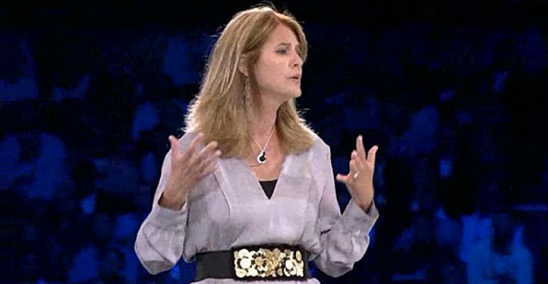 """Tami Reller Talks Windows 8.1 """"Blue"""""""