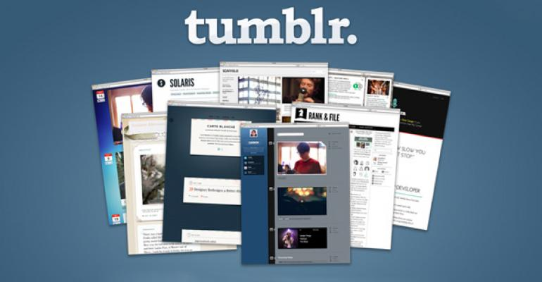 Yahoo! to Purchase Tumblr for $1.1 Billion