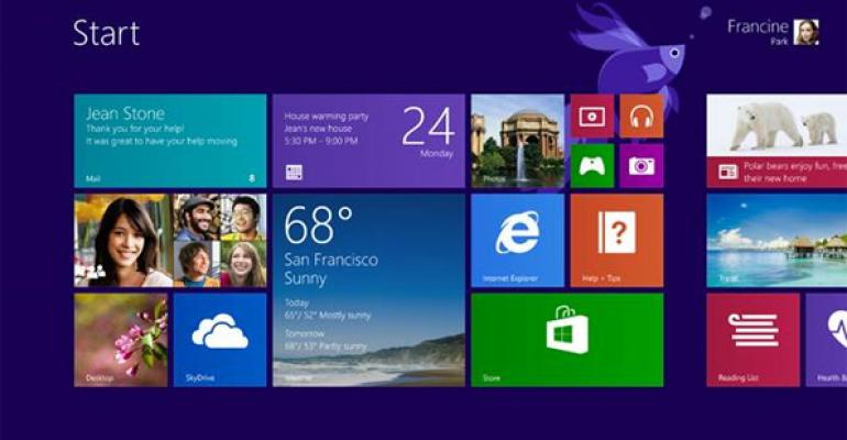 "Microsoft Provides a ""First Look"" at Windows 8.1"