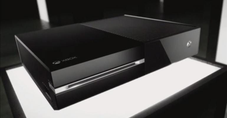 Microsoft Reveals Next-Gen Console, Xbox One