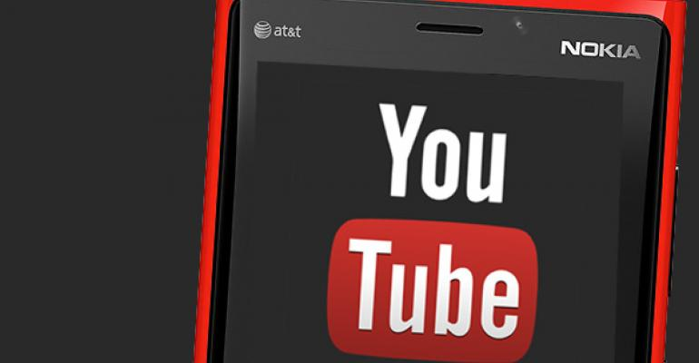 Microsoft Updates YouTube App for Windows Phone 8