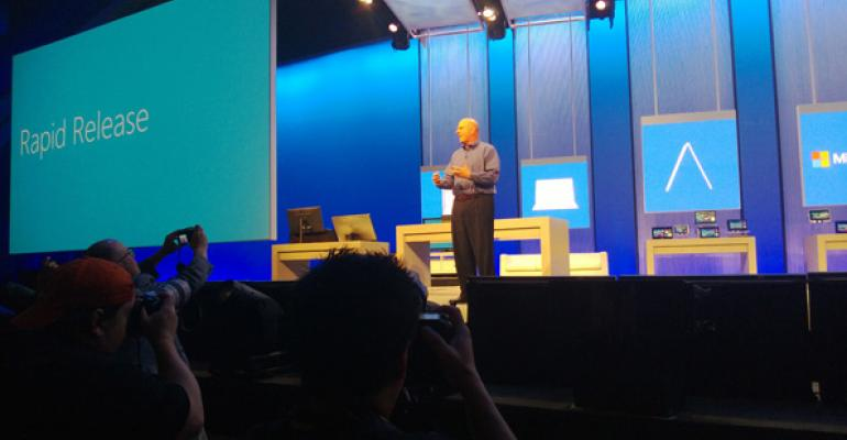 Build 2013: Big Applause for Windows 8.1, But Questions About Windows Phone and Xbox One
