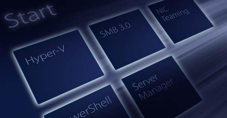Take Advantage of Windows Server 2012's Storage Options