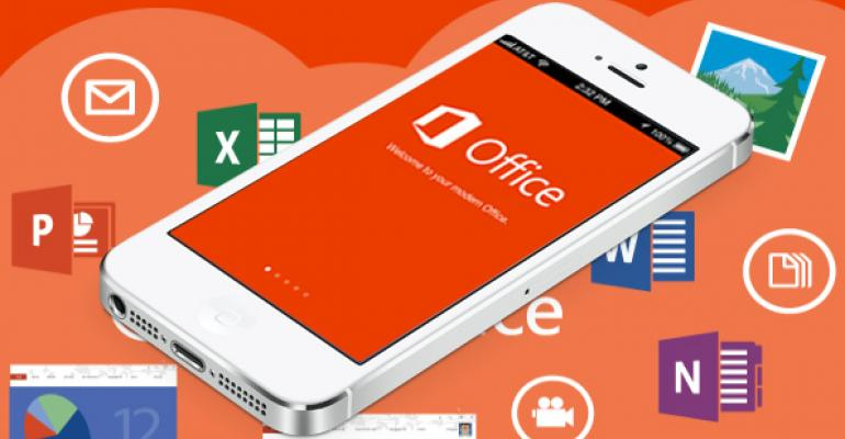 Office Mobile for iPhone Review
