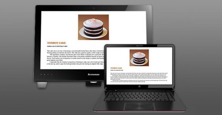 Windows 8/RT App Pick: Amazon Kindle 2.0