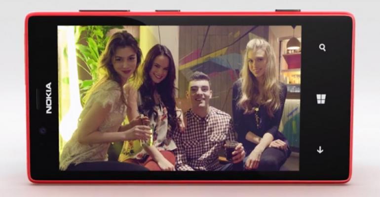 Nokia Lumia 720 First Impressions and Photos