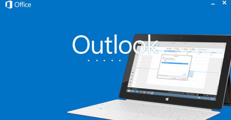 Surface RT + Outlook 2013 RT … + More?
