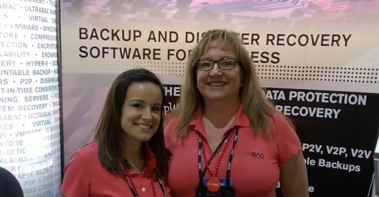 Best of TechEd 2013 Finalist: UltraBac Warp 1.1 Offers Set-It-And-Forget-It Backup