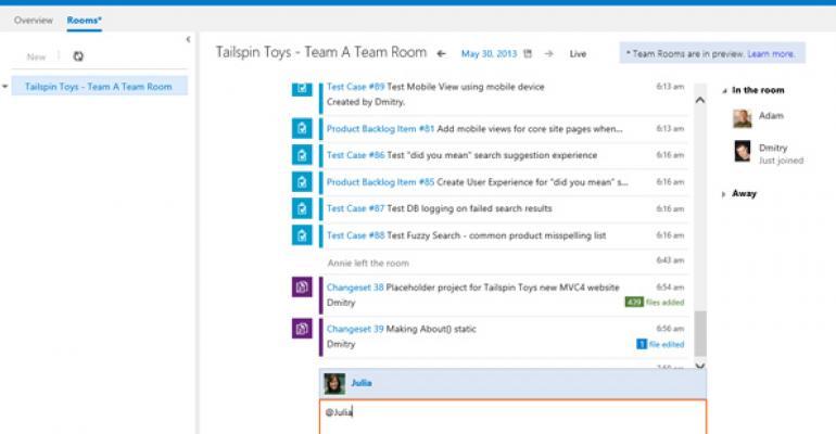 Top 5 Visual Studio 2013 Features for Agile Development & DevOps Collaboration