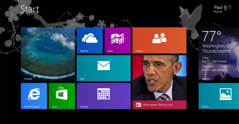 Windows 8.1 Preview Screenshots