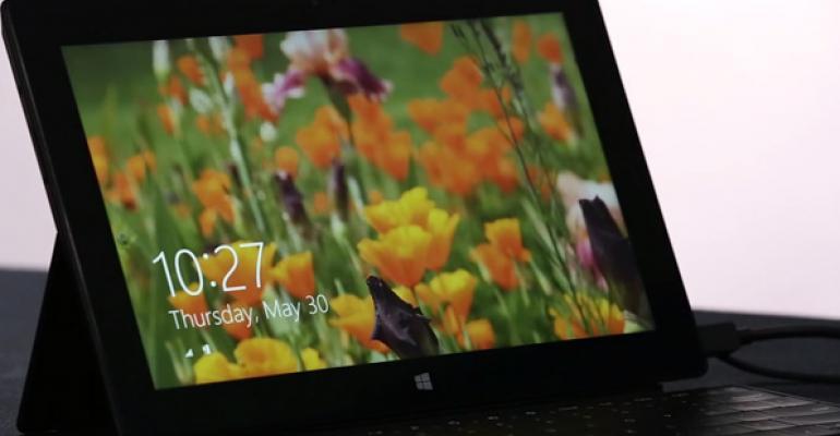 Windows 8.1 Preview … Visually