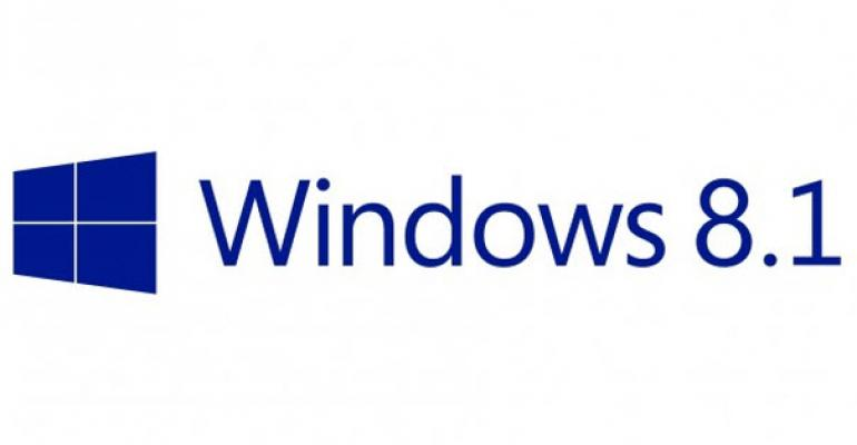 Gartner's Windows 8.1 Recommendations
