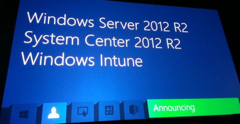 TechEd 2013 Announcements