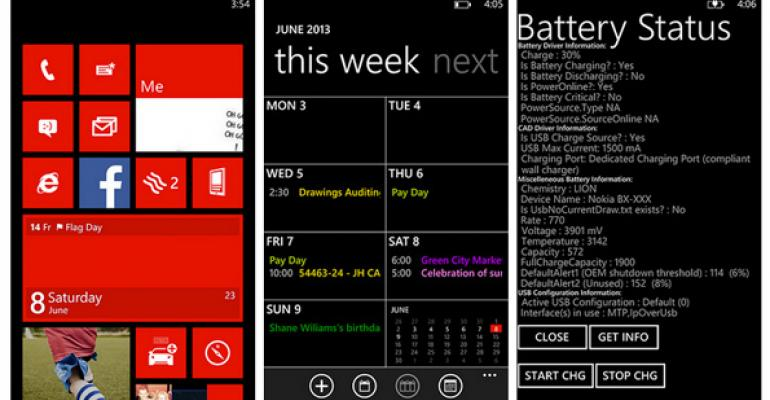 "Purported Windows Phone 8.1 ""Blue"" Leak Shows Notification Center, More"