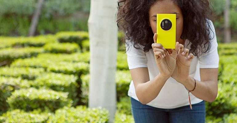 Lumia 1020: A New Way to Take Photos