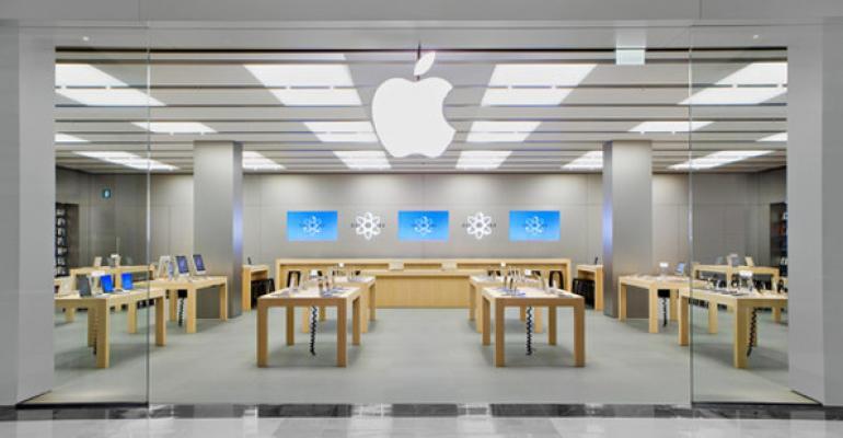 iPad, Mac, and iPod Sales Fall as iPhone Soars