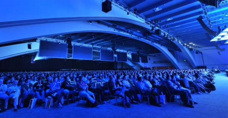 Microsoft Build attendees prepare to hear from Steve Guggenheimer corporate vic