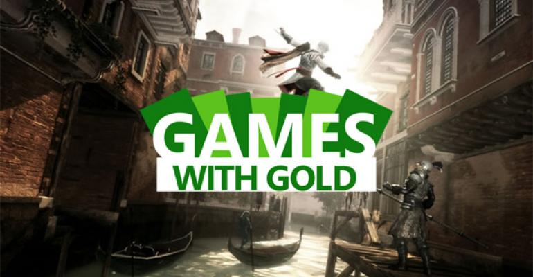 Games with Gold: July 2013