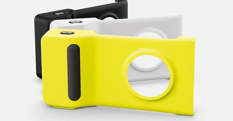 Lumia 1020: Get a Grip