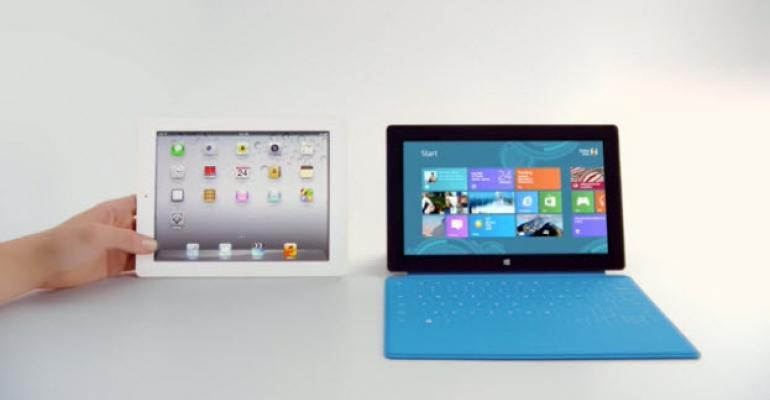 Surface RT vs. iPad: Do you Still Think I'm Pretty?