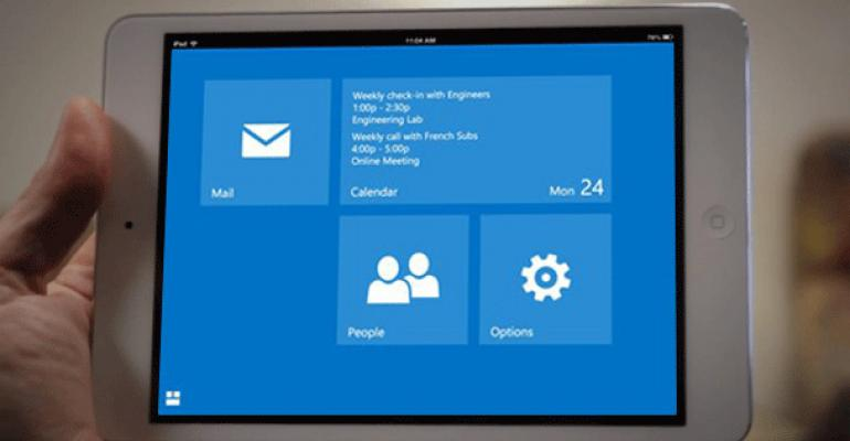 New Mobile Apps for Office 365: OWA for iPhone and iPad