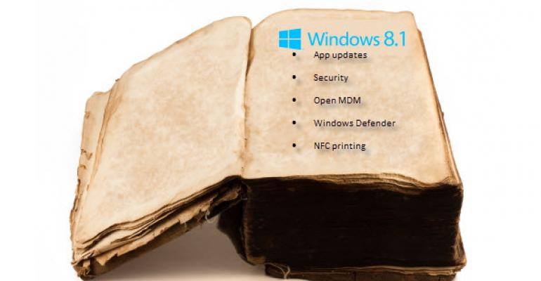 The IT Guide to Windows 8.1