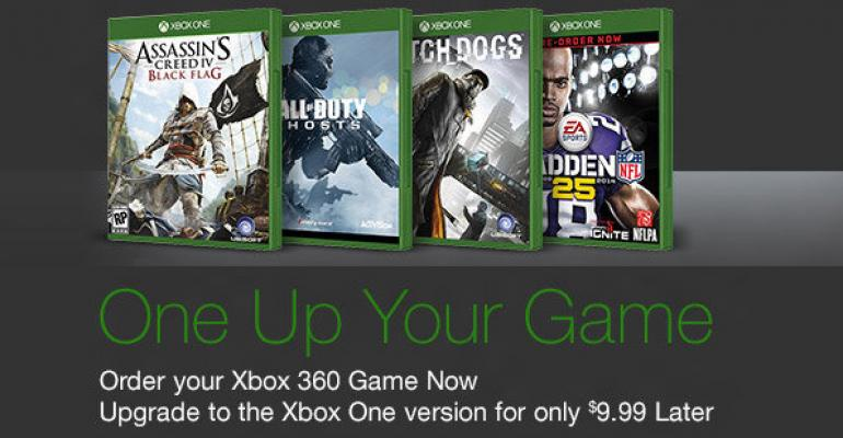 Amazon Announces Xbox 360 to Xbox One Game Trade-In Deal