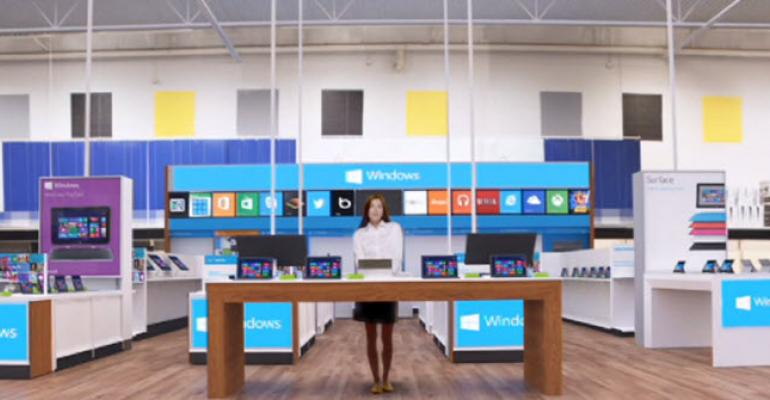 Best Buy Launches In-Store Windows Store in Los Angeles and Rolls Out an Online Version