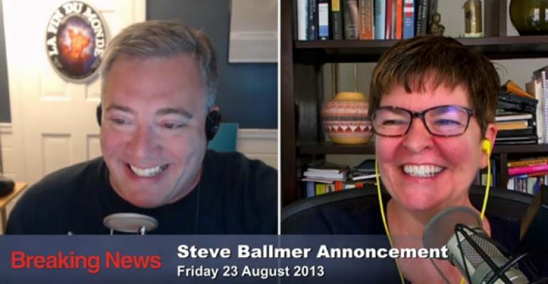 TWiT Live Specials 165: Steve Ballmer Leaving Microsoft