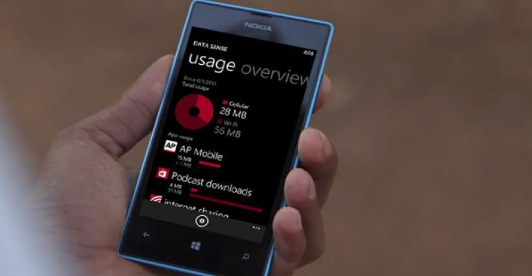 Windows Phone 8 + GDR2: Data Sense