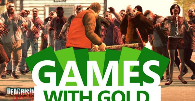 Games with Gold: August 2013