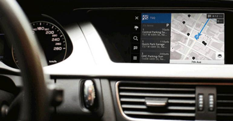 Nokia HERE Coming to Automobiles
