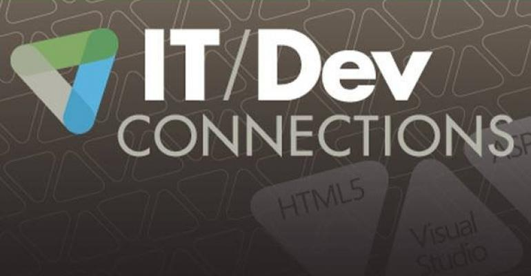 IT  Dev Connections