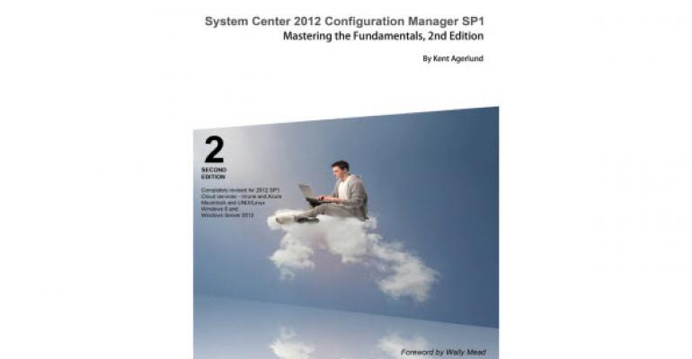 Mastering Fundamentals for ConfigMgr 2012 Book Gets Updated for SP1