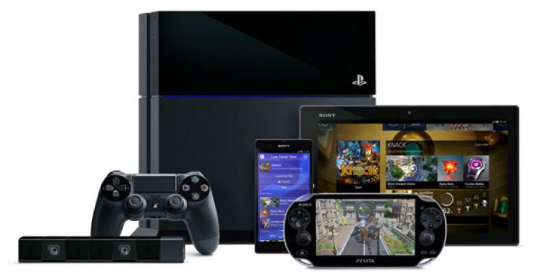 Sony to Launch PlayStation 4 on November 15 in United States, Canada
