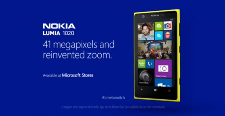 Don't Fight Your Phone, Switch to a Lumia 1020