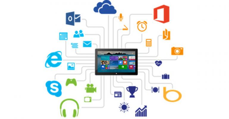 Included Right from (the) Start: Microsoft Explains its Windows 8.1 Apps and Services Strategy